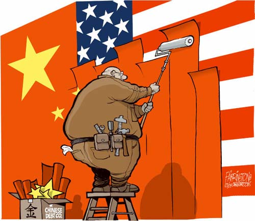 aa-China-cartoon-of-chinese-flag-being-wallpapered-over-US-flag1